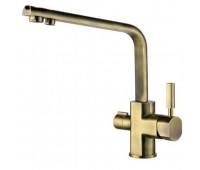 Kaiser Decor 40144-3 Bronze, смеситель для кухни и под фильтр