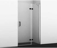 Aller 10H05RBLACK MATT Душевая дверь, WasserKRAFT
