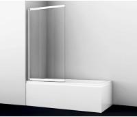 Main 41S02-100 Стеклянная шторка на ванну, WasserKRAFT