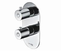 Berkel 4833 Thermo Термостатический смеситель для ванны и душа, WasserKRAFT