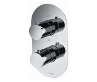 Berkel 4844 Thermo Термостатический смеситель для ванны и душа, WasserKRAFT