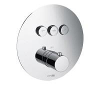 Dinkel 5844 Thermo Термостатический смеситель для ванны и душа, WasserKRAFT