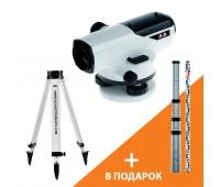 АКЦИЯ Оптический нивелир ADA PROF-X32+Strong S+подарок Staff4
