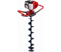 Ледобур для зимней рыбалки ADA GroundDrill-5 ICE FISHERMAN с шнеком Ice Drill 150