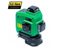 Лазерный уровень (нивелир) ADA TopLiner 3-360 GREEN
