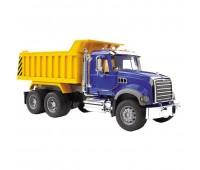 Игрушечный самосвал Mack Granite Dump Truck (Bruder, 02-815)