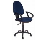 Кресло Бюрократ CH-300/BLUE синий JP-15-5