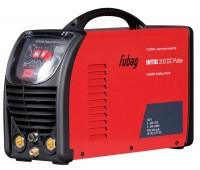 Инвертор сварочный FUBAG INTIG 200 DC PULSE с горелкой FB TIG 26 5P 4m