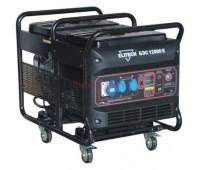 Бензиновый генератор (электростанция) ELITECH БЭС 12000 Е