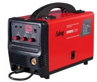 FUBAG Сварочный полуавтомат, инвертор IRMIG 200 с горелкой FB 250 3 м