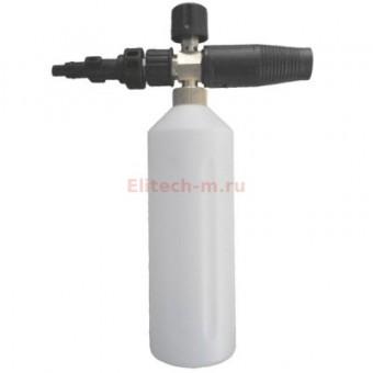 Насадка пеногенератор ELITECH 0910.001600