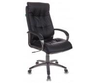 Кресло руководителя Бюрократ CH-824/BLACK черный искусственная кожа