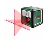 Лазер с перекрестными лучами Bosch Quigo Plus 0603663600