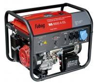 FUBAG Электростанция бензиновая с электростартером и коннектором автоматики BS 6600 A ES