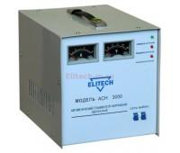 Стабилизатор напряжения ELITECH АСН 3000