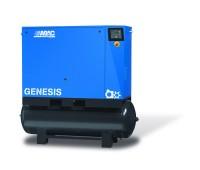 Винтовой компрессор Abac GENESIS I. 22 4-10 бар с блоком частотного регулирования