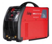 FUBAG Инвертор сварочный INTIG 400 T DC PULSE c горелкой FB TIG 18 5P 4 метра и модулем охлаждения и тележкой