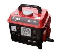 Бензиновый генератор (электростанция) ELITECH БЭС 950 Р