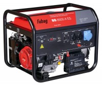 FUBAG Электростанция бензиновая с электростартером и коннектором автоматики BS 8500 A ES