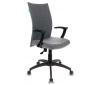 Кресло Бюрократ CH-400/FG серый 10-128