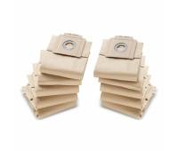 Бумажные фильтр-мешки, для T 7/1, 10/1, T 9/1 Karcher арт. 6.904-333.0