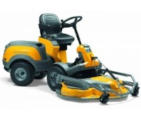 Садовый райдер - газонокосилка Stiga Park Pro 21 4WD