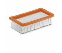 Плоский складчатый фильтр к пылесосам для золы и хозяйственным пылесосам Karcher арт. 6.415-953.0