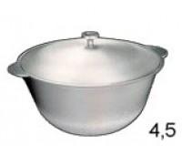 Казан алюминиевый 4,5 л