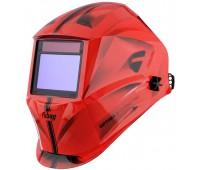 FUBAG Маска сварщика «Хамелеон» OPTIMA 4-13 Visor Red