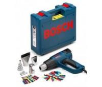 Технический фен Bosch GHG 660 + оснастка