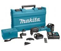 Универсальный резак (реноватор) аккумуляторный Makita DTM 50 RFEX1