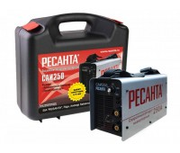 Инверторный сварочный аппарат в кейсе РЕСАНТА САИ-250