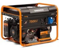 Бензиновый генератор Daewoo GDA 8500DPE-3 (двухрежимный 380/220В)