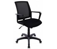 Кресло Бюрократ CH-498/TW-11 спинка сетка черный сиденье черный TW-11