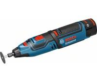 Многофункциональный инструмент (бормашина) аккумуляторная Bosch GRO 10,8 V-LI L-boxx