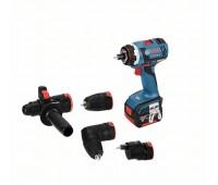 Аккумуляторная дрель-шуруповёрт Bosch GSR 14,4 V-EC FC2 L-boxx