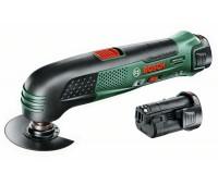 Универсальный резак (реноватор) аккумуляторный Bosch PMF10,8LI