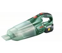 Аккумуляторный ручной пылесос Bosch PAS18LI Set