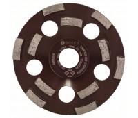 Bosch Алмазный чашечный шлифкруг Expert for Abrasive 125 x 22,23 x 4,5 мм (2608602553)