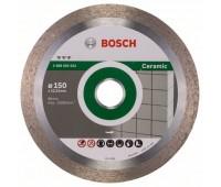 Bosch Алмазный отрезной круг Best for Ceramic 150 x 22,23 x 1,9 x 10 мм (2608602632)