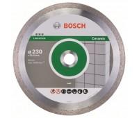 Bosch Алмазный отрезной круг Best for Ceramic 230 x 22,23 x 2,4 x 10 мм (2608602634)