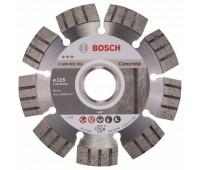 Bosch Алмазный отрезной круг Best for Concrete 115 x 22,23 x 2,2 x 12 мм (2608602651)
