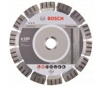 Bosch Алмазный отрезной круг Best for Concrete 180 x 22,23 x 2,4 x 12 мм (2608602654)