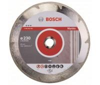 Bosch Алмазный отрезной круг Best for Marble 230 x 22,23 x 2,2 x 3 мм (2608602693)
