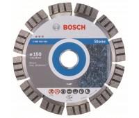 Bosch Алмазный отрезной круг Best for Stone 150 x 22,23 x 2,4 x 12 мм (2608602643)