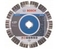 Bosch Алмазный отрезной круг Best for Stone 180 x 22,23 x 2,4 x 12 мм (2608602644)