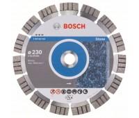 Bosch Алмазный отрезной круг Best for Stone 230 x 22,23 x 2,4 x 15 мм (2608602645)