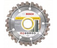 Bosch Алмазный отрезной круг Best for Universal 115 x 22,23 x 2,2 x 12 мм (2608603629)
