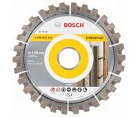 Bosch Алмазный отрезной круг Best for Universal 125 x 22,23 x 2,2 x 12 мм (2608603630)