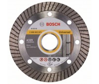 Bosch Алмазный отрезной круг Best for Universal Turbo 115 x 22,23 x 2,2 x 12 мм (2608602671)
